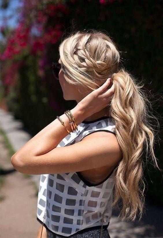 Los cinco peinados más conseguidos con extensiones