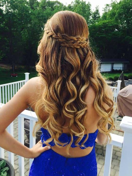 cinco peinados con extensiones